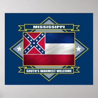 Mississippi Diamond Poster