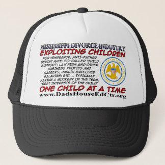 Mississippi Divorce Industry.. Trucker Hat