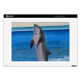"Mississippi Dolphin 15"" Laptop Skins"