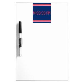 Mississippi Dry Erase Board