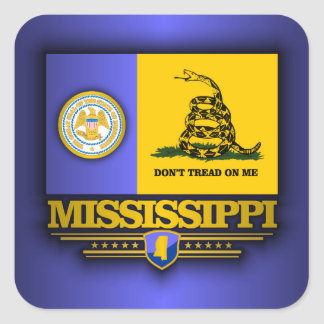 Mississippi (DTOM) Stickers