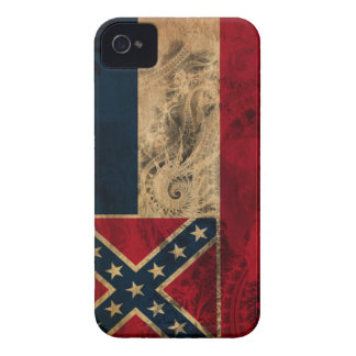 Mississippi Flag iPhone 4 Cover