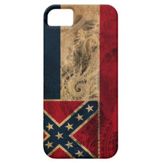 Mississippi Flag iPhone SE/5/5s Case