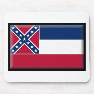 Mississippi Flag Mouse Pad