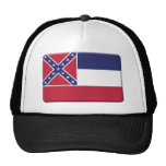 Mississippi Flag PERSONALIZE Trucker Hat