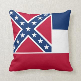 Mississippi Flag pillow