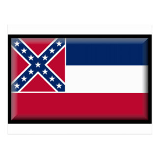 Mississippi Flag Postcard