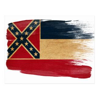 Mississippi Flag Postcards