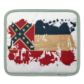Mississippi Flag Sleeves For iPads