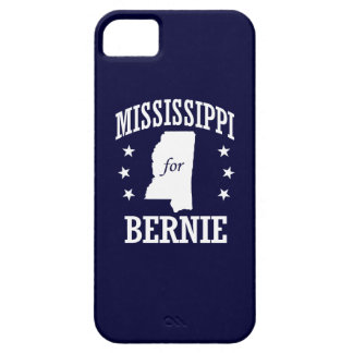 MISSISSIPPI FOR BERNIE SANDERS iPhone 5 CASES
