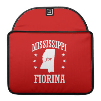 MISSISSIPPI FOR FIORINA SLEEVES FOR MacBook PRO