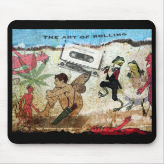 Mississippi Frog Songs Mouse Pad