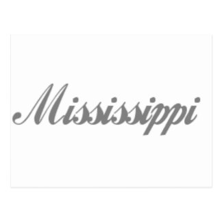 mississippi Gifts Postcard