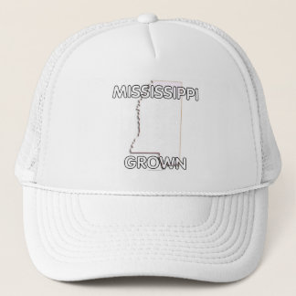 Mississippi Grown Trucker Hat