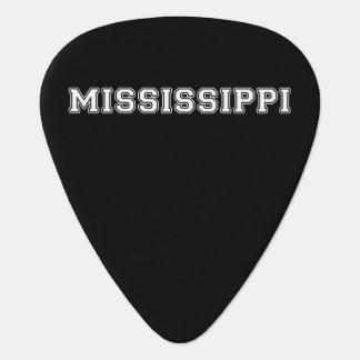 Mississippi Guitar Pick