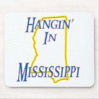Mississippi - Hangin Alfombrilla De Ratón