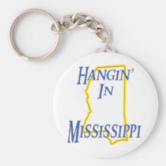Mississippi - Hangin' Key Chain