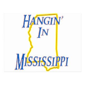 Mississippi - Hangin Postal