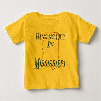 Mississippi - Hanging Out Baby T-Shirt