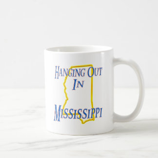 Mississippi - Hanging Out Coffee Mug