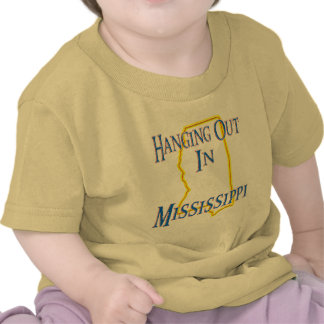 Mississippi - Hanging Out T-shirt