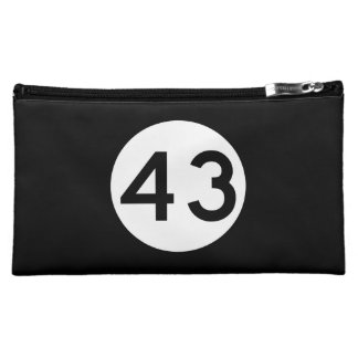 Mississippi Highway 43 Cosmetic Bag
