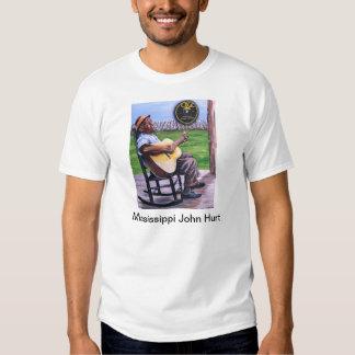Mississippi John Hurt Tshirt