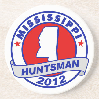 Mississippi Jon Huntsman Coaster