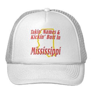 Mississippi - Kickin' Butt Trucker Hat