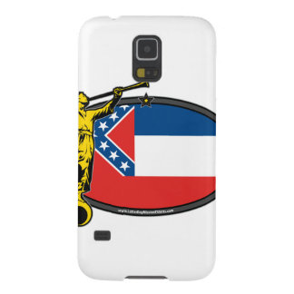 Mississippi LDS Mission no Label Angel Moroni Galaxy S5 Cover