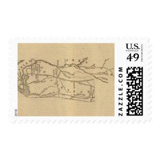 Mississippi, Louisiana, Arkansas Postage
