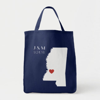 Mississippi Love - Customizable Tote Bag