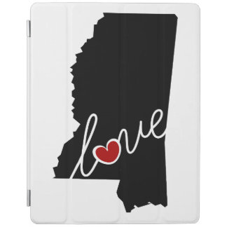 Mississippi Love!  Gifts for MS Lovers iPad Smart Cover
