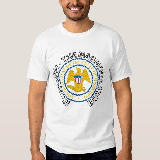Mississippi Magnolia State Shirt