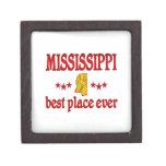 Mississippi mejor cajas de recuerdo de calidad