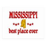 Mississippi mejor postal