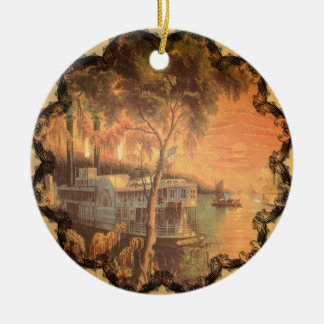 Mississippi Peace Ornament