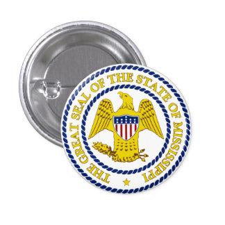 Mississippi Pinback Button