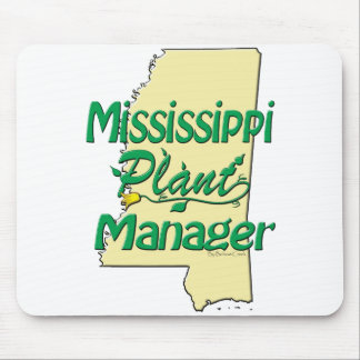 Mississippi Plant Manage Mouse Pad
