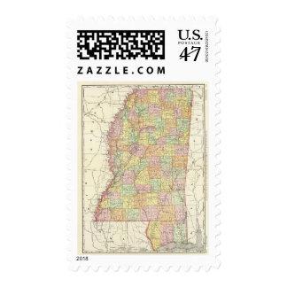 Mississippi Postage