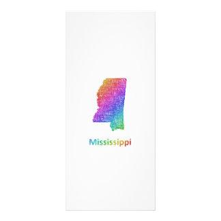 Mississippi Rack Card