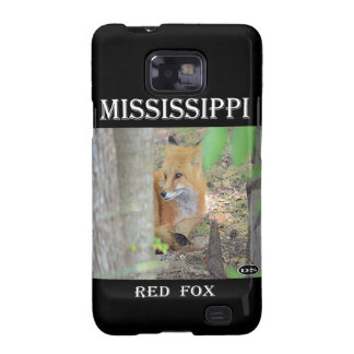Mississippi Red Fox Galaxy SII Covers
