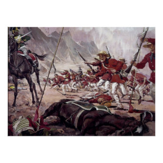 Mississippi Rifles by Ken Riley Print