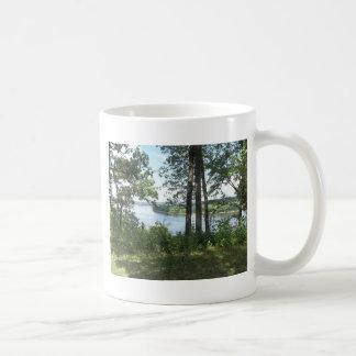 Mississippi River Bank Coffee Mug