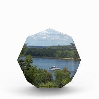 Mississippi River boat Award