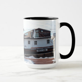 Mississippi River Boat Coffee Mug