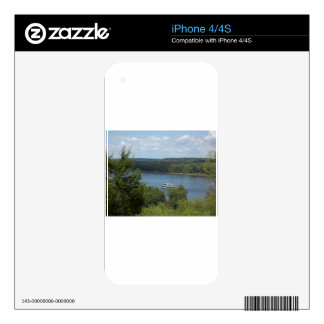 Mississippi River boat Skins For The iPhone 4