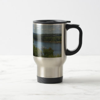 Mississippi River Boat Travel Mug