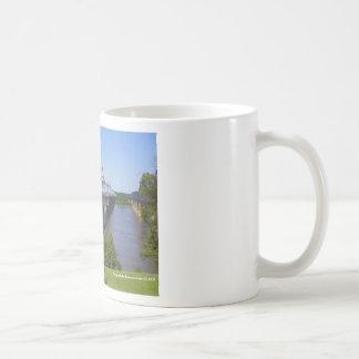Mississippi River Bridge Mug