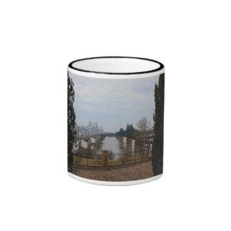 Mississippi River Bridges Mug
